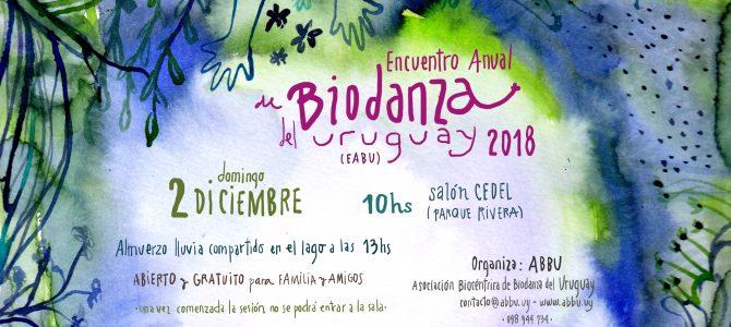 Encuentro Anual de Biodanza del Uruguay 2018