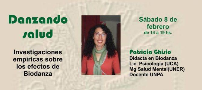 Danzando Salud: investigaciones empíricas sobre los Efectos de Biodanza – Patricia Ghisio