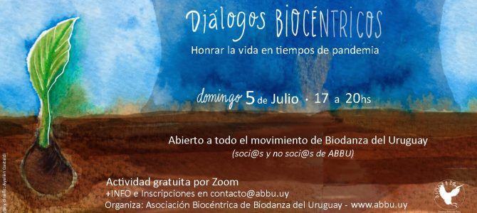 Diálogos Biocéntricos – 5 de julio de 2020